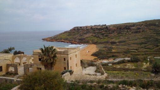 Ramla beach view