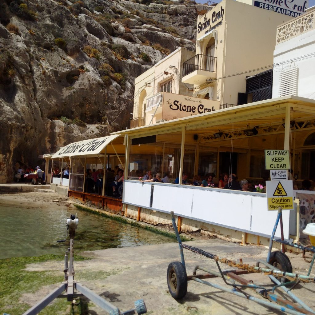 3 restaurants Xlendi