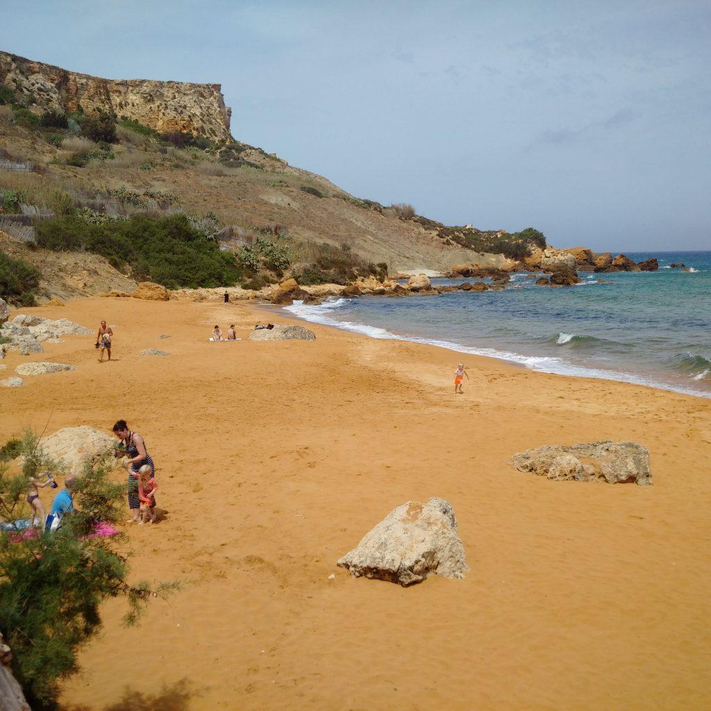 San Blas beach