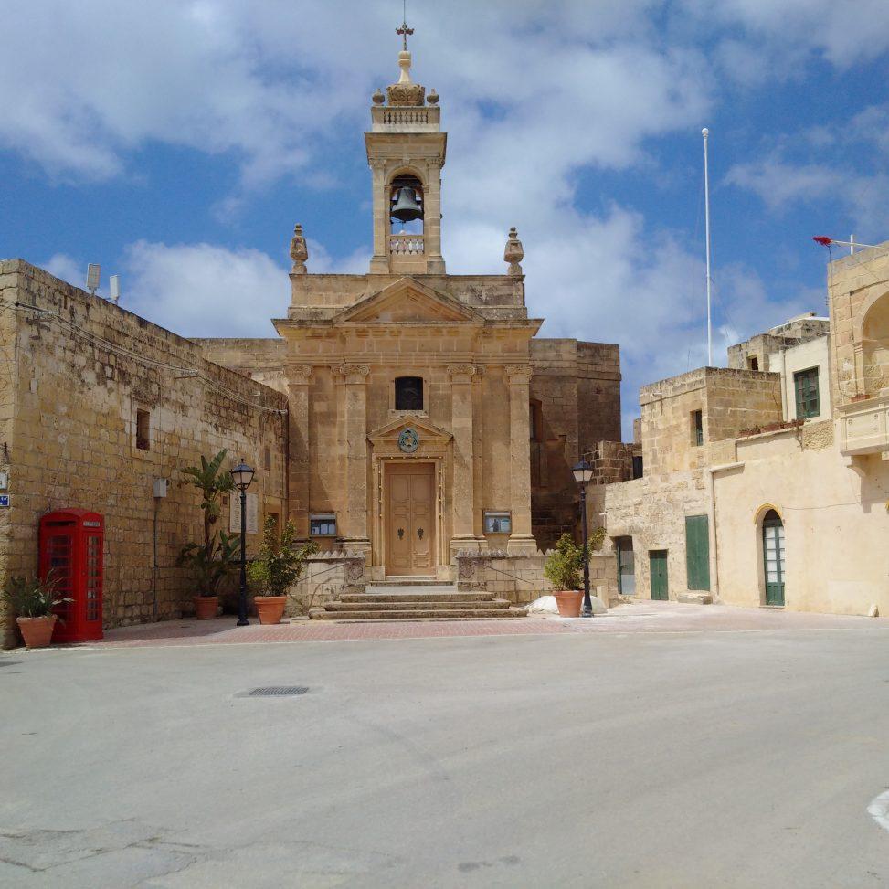 Santa Lucija church