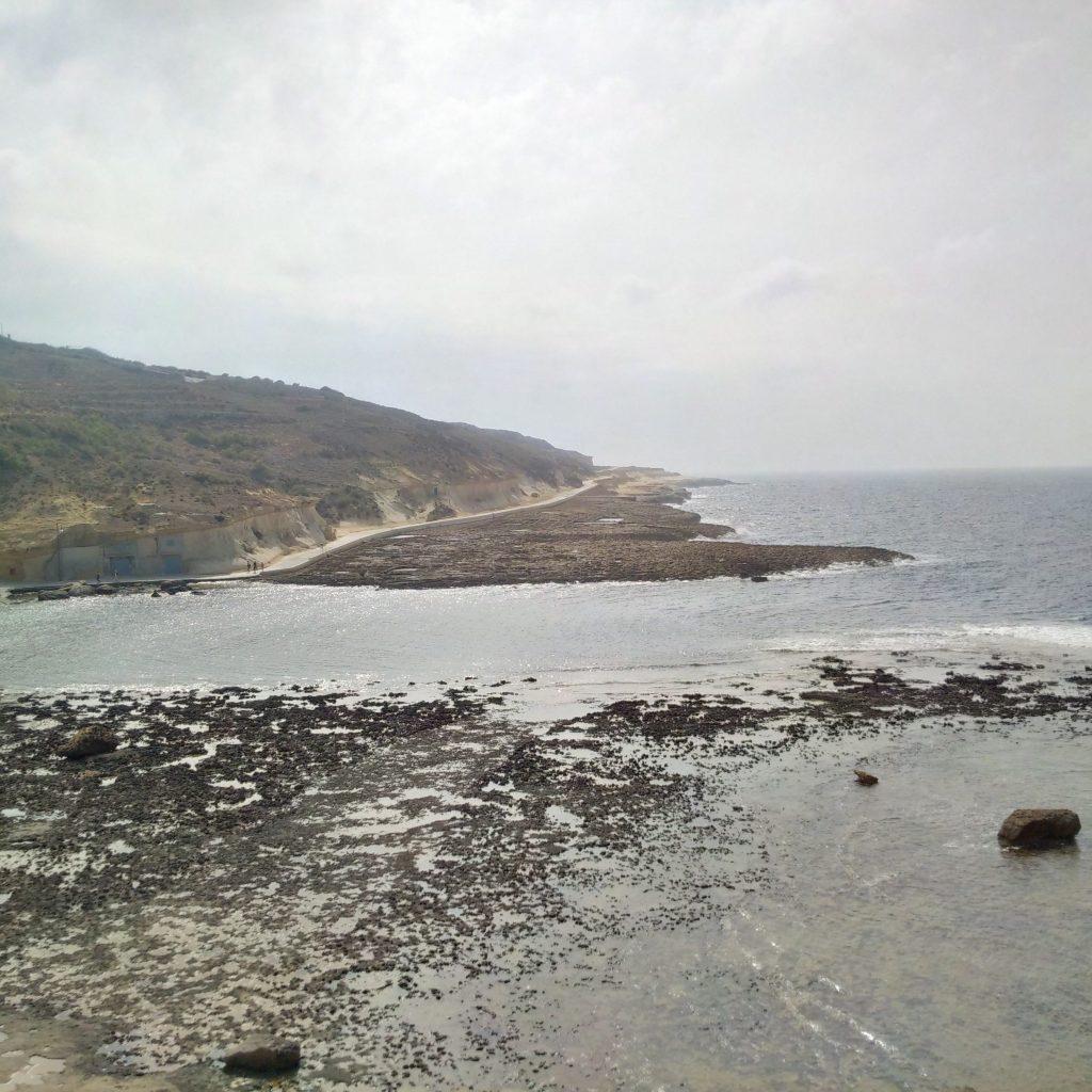 Salt pans from Il-Qolla l-Bajda
