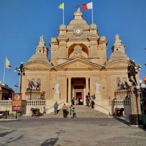 Basilica of St. Peter & St. Paul in Nadur,