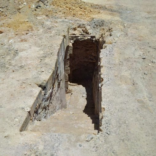 Xagħra bomb shelter