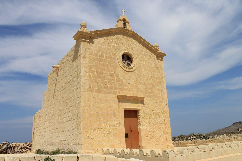 San Dimitri Chapel – Għarb 1736  Gozo Images