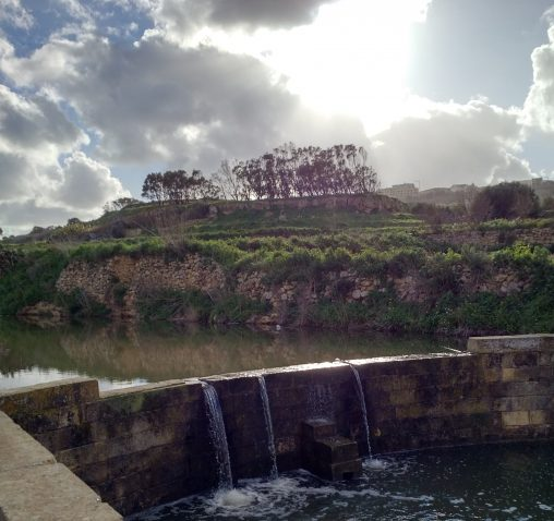Ramla Valley dams